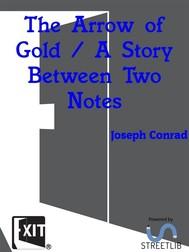 The Arrow of Gold  - copertina