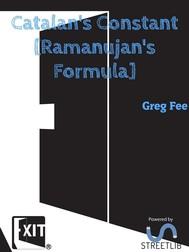 Catalan's Constant [Ramanujan's Formula] - copertina