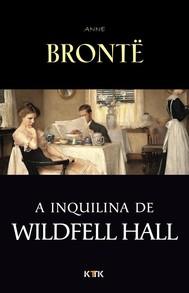 A Inquilina de Wildfell Hall - copertina