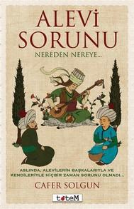 Alevi Sorunu - copertina