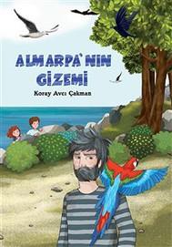 Almarpa'nın Gizemi - copertina