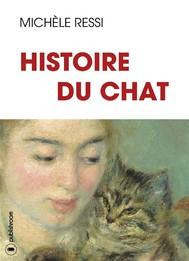 Histoire du chat - copertina