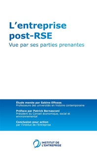 L'entreprise post-RSE - Tome 2 - Librerie.coop