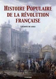 Histoire populaire de la Révolution Française - copertina