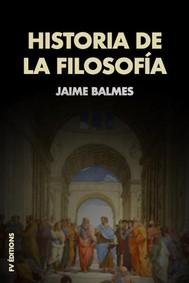 Historia De La Filosofía - copertina