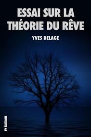 Essai sur la théorie du rêve - copertina