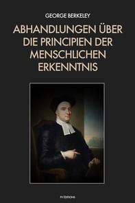 Abhandlungen über die Principien der menschlichen Erkenntnis - Librerie.coop
