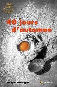 40 jours d'automne - copertina