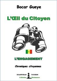 L'œil  du Citoyen : L'engagement - Librerie.coop