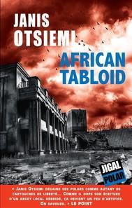 African tabloid - copertina