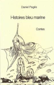 Histoires bleu marine - copertina