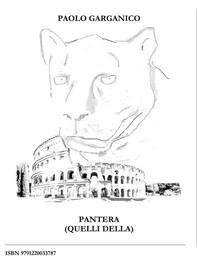 PANTERA (Quelli della) - Librerie.coop