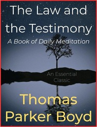 The Law and the Testimony - Librerie.coop
