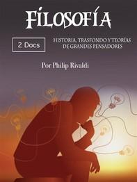 Filosofía - Librerie.coop