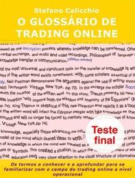 O glossário de trading online - Librerie.coop