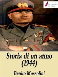 Storia di un anno (1944) - Librerie.coop