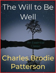 The Will to Be Well - Librerie.coop