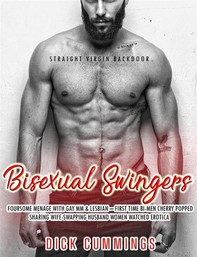 Bisexual Swingers Foursome Menage with Gay MM & Lesbian   - Librerie.coop