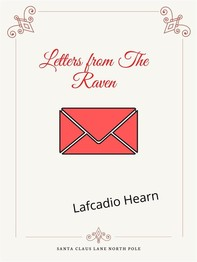 Letters From The Raven - Librerie.coop