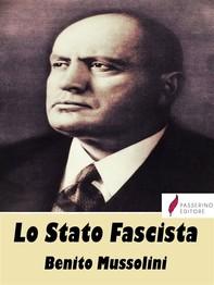 Lo Stato Fascista - Librerie.coop