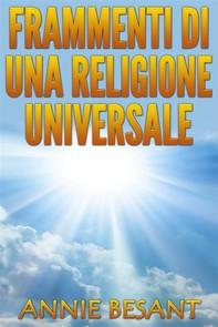 Frammenti di una Religione universale - Librerie.coop