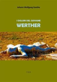 I dolori del giovane Werther - Librerie.coop