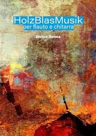 HolzBlasMusik per flauto e chitarra - Librerie.coop