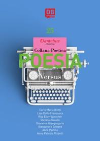 Collana Poetica Versus vol. 25 - Librerie.coop