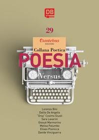 Collana Poetica Versus vol. 29 - Librerie.coop