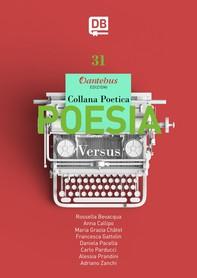 Collana Poetica Versus vol. 31 - Librerie.coop