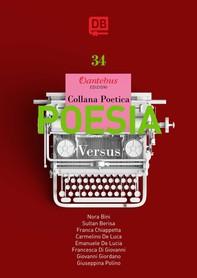 Collana Poetica Versus vol. 34 - Librerie.coop