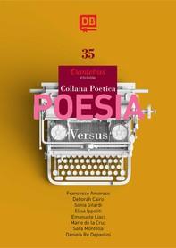 Collana Poetica Versus vol. 35 - Librerie.coop