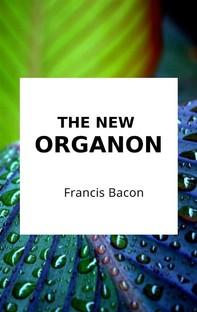 The New Organon - Librerie.coop
