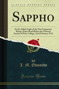 Sappho - Librerie.coop