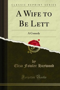A Wife to Be Lett - Librerie.coop