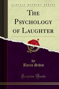 The Psychology of Laughter - Librerie.coop