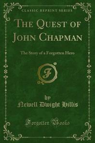 The Quest of John Chapman - Librerie.coop