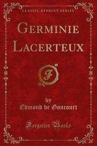 Germinie Lacerteux - Librerie.coop