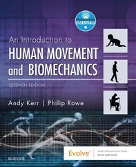An Introduction to Human Movement and Biomechanics E-Book - Librerie.coop