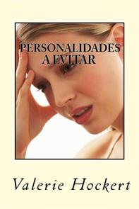 Personalidades A Evitar - Librerie.coop