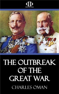 The Outbreak of the Great War - Librerie.coop