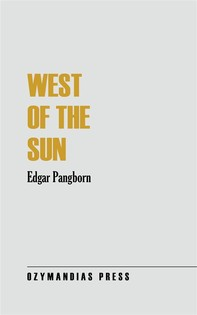 West of the Sun - Librerie.coop