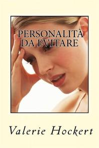 Personalità Da Evitare - Librerie.coop