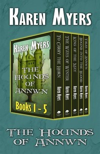 The Hounds of Annwn 1-5 - Librerie.coop