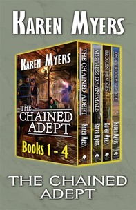 The Chained Adept 1-4 - Librerie.coop