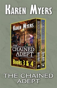 The Chained Adept 3-4 - Librerie.coop