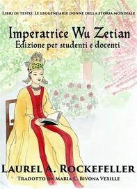 L'imperatrice Wu Zetian - Librerie.coop
