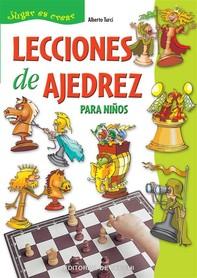 Lecciones de ajedrez para niños - Librerie.coop