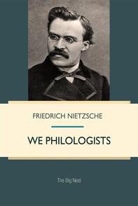 We Philologists - Librerie.coop