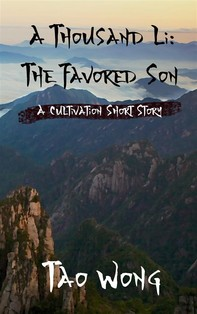 A Thousand Li: The Favored Son - Librerie.coop